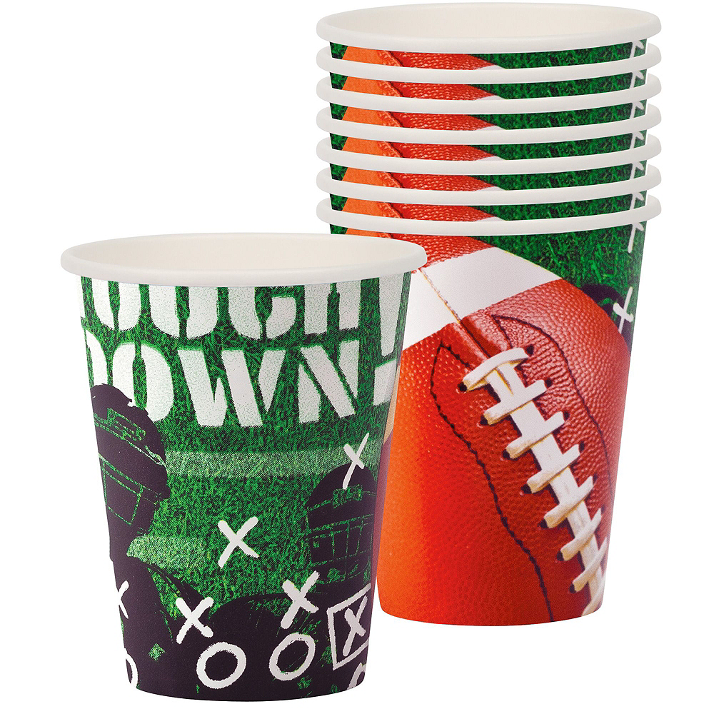 Football Frenzy Value Pack Party Kit for 50 Guests Image #6