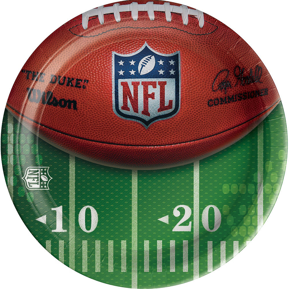 NFL Drive Deluxe Party Kit for 36 Guests Image #2