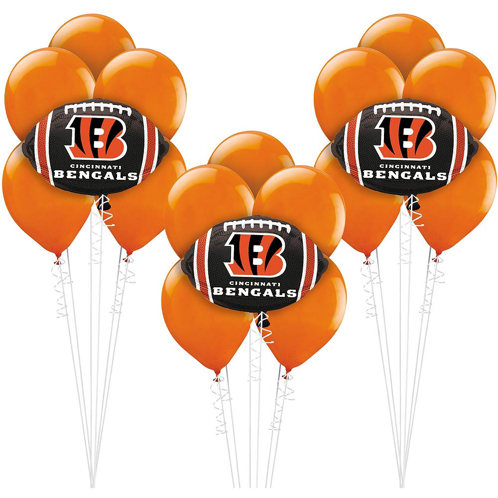 Cincinnati Bengals Balloon Kit Image #1