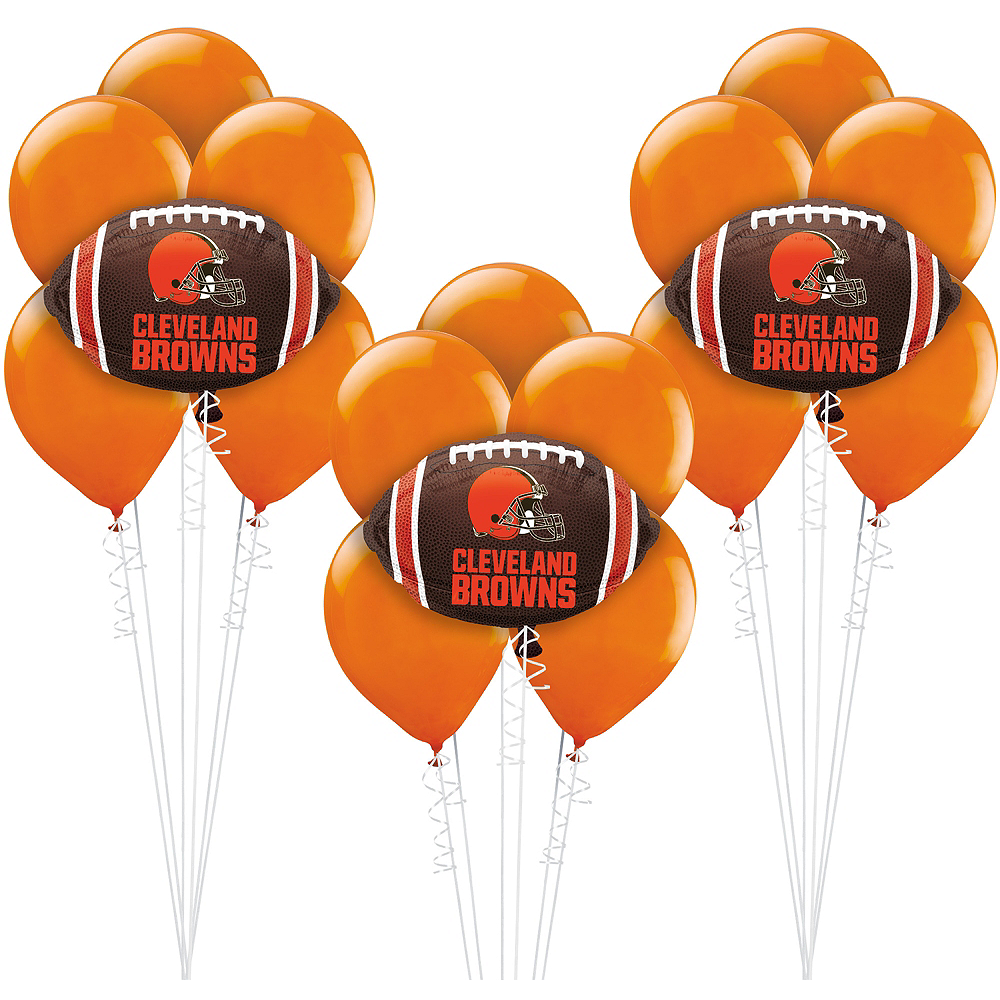 Cleveland Browns Balloon Kit Image #1