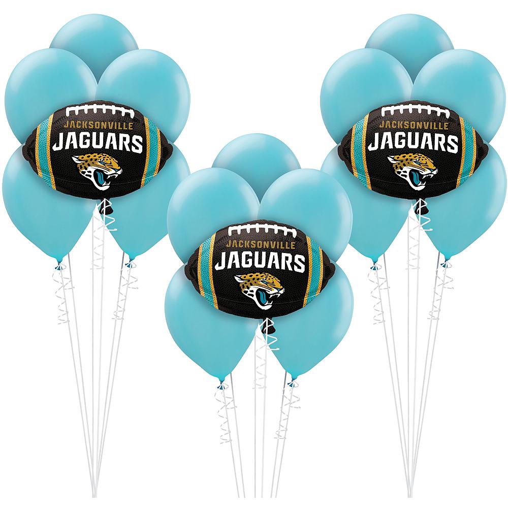 Jacksonville Jaguars Balloon Kit Image #1