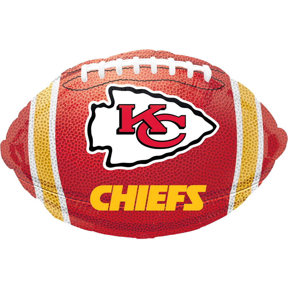 Kansas City Chiefs Balloon Kit Image #2