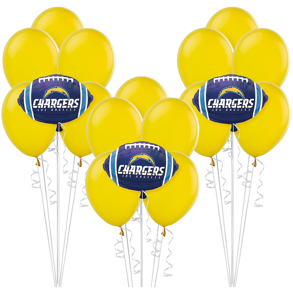 Los Angeles Chargers Balloon Kit Image #1