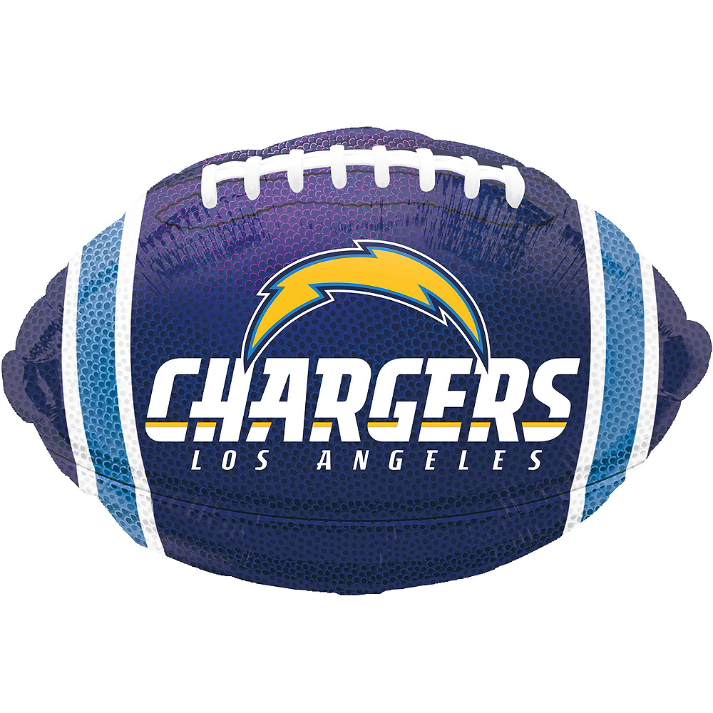 Los Angeles Chargers Balloon Kit Image #3