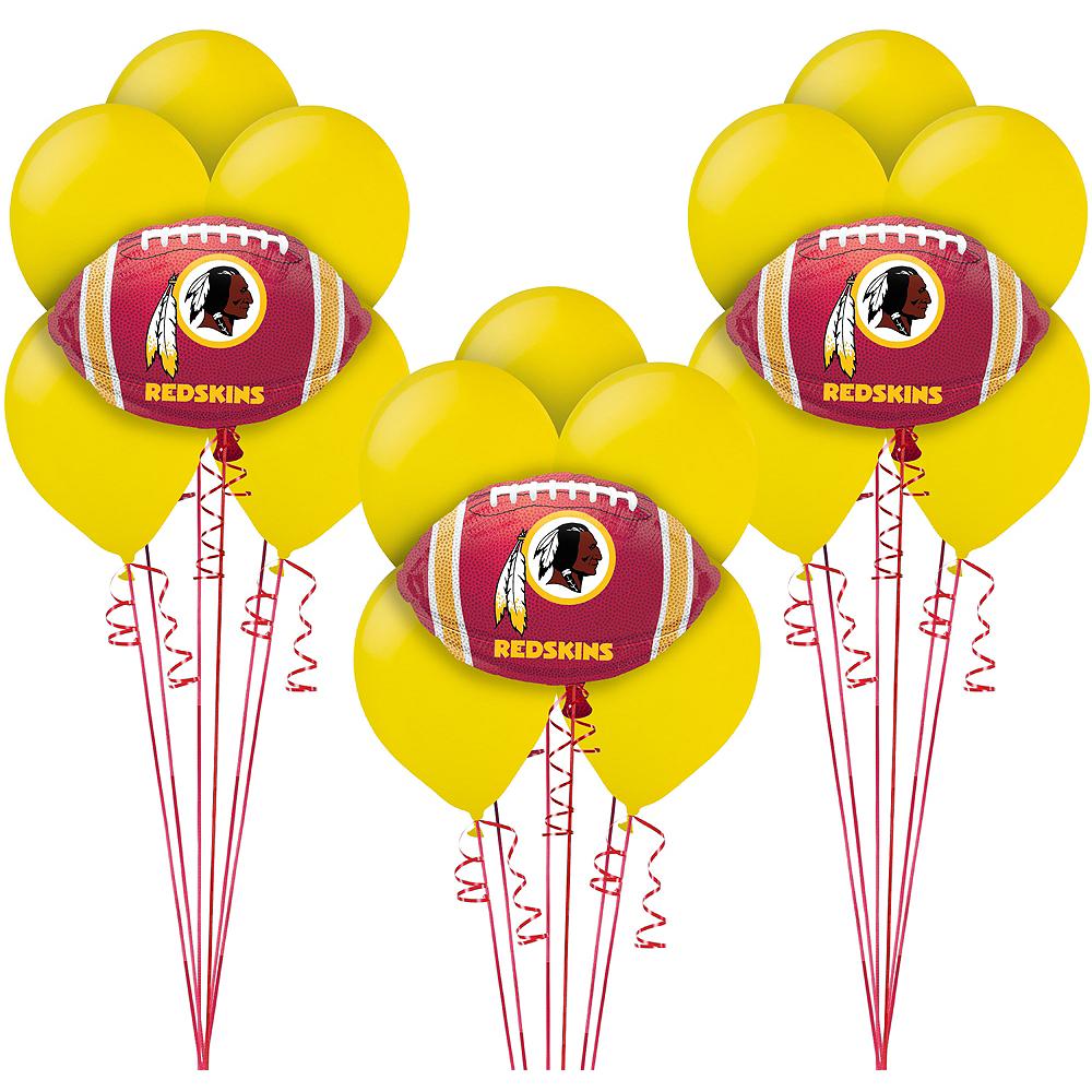 Washington Redskins Balloon Kit Image #1