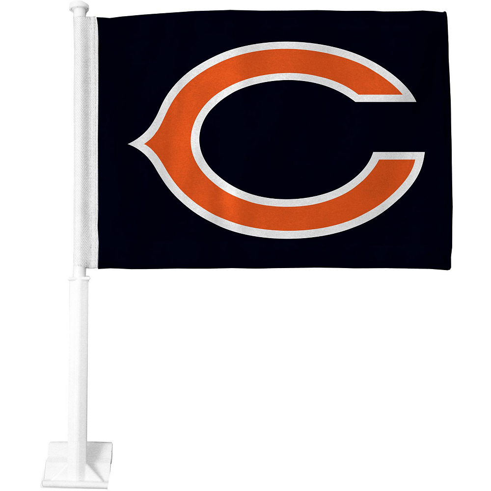 e0686b6f6d4 Chicago Bears Car Decorating Tailgate Kit | Football & NFL Teams ...