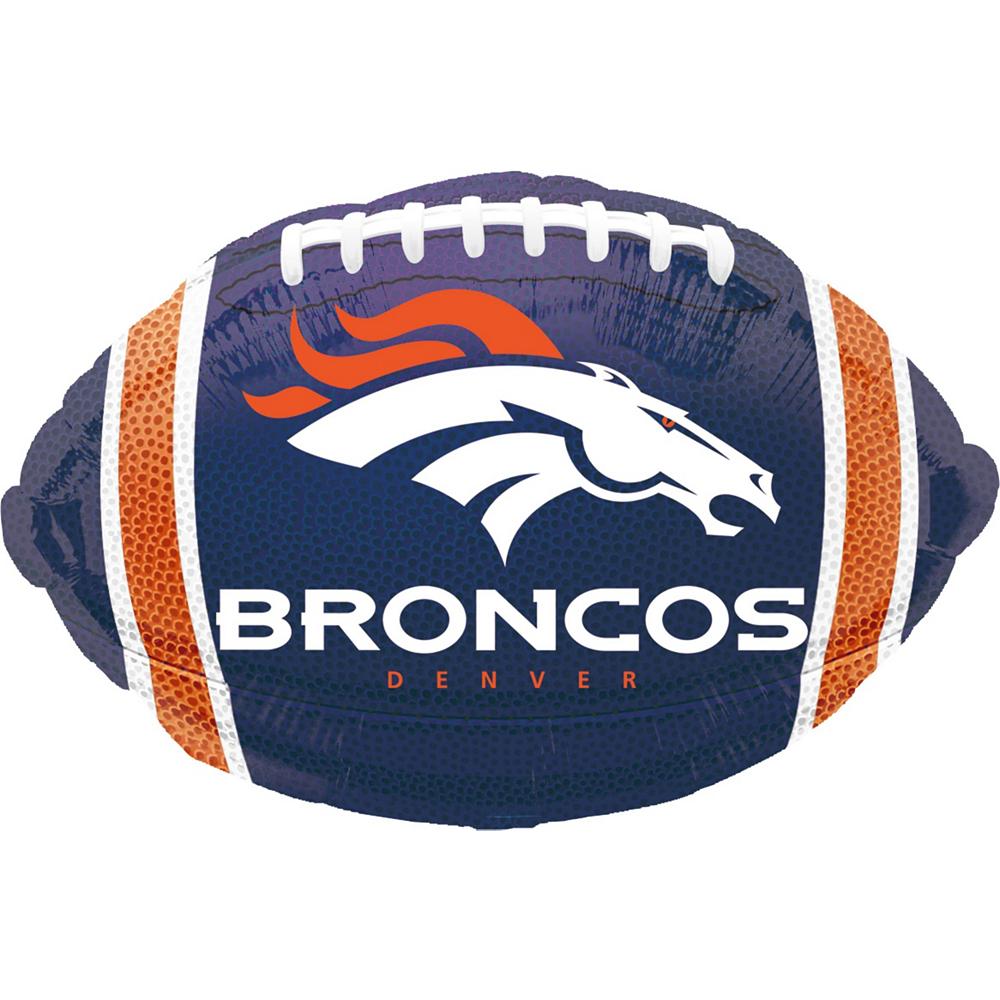 Denver Broncos Balloon Kit Image #3