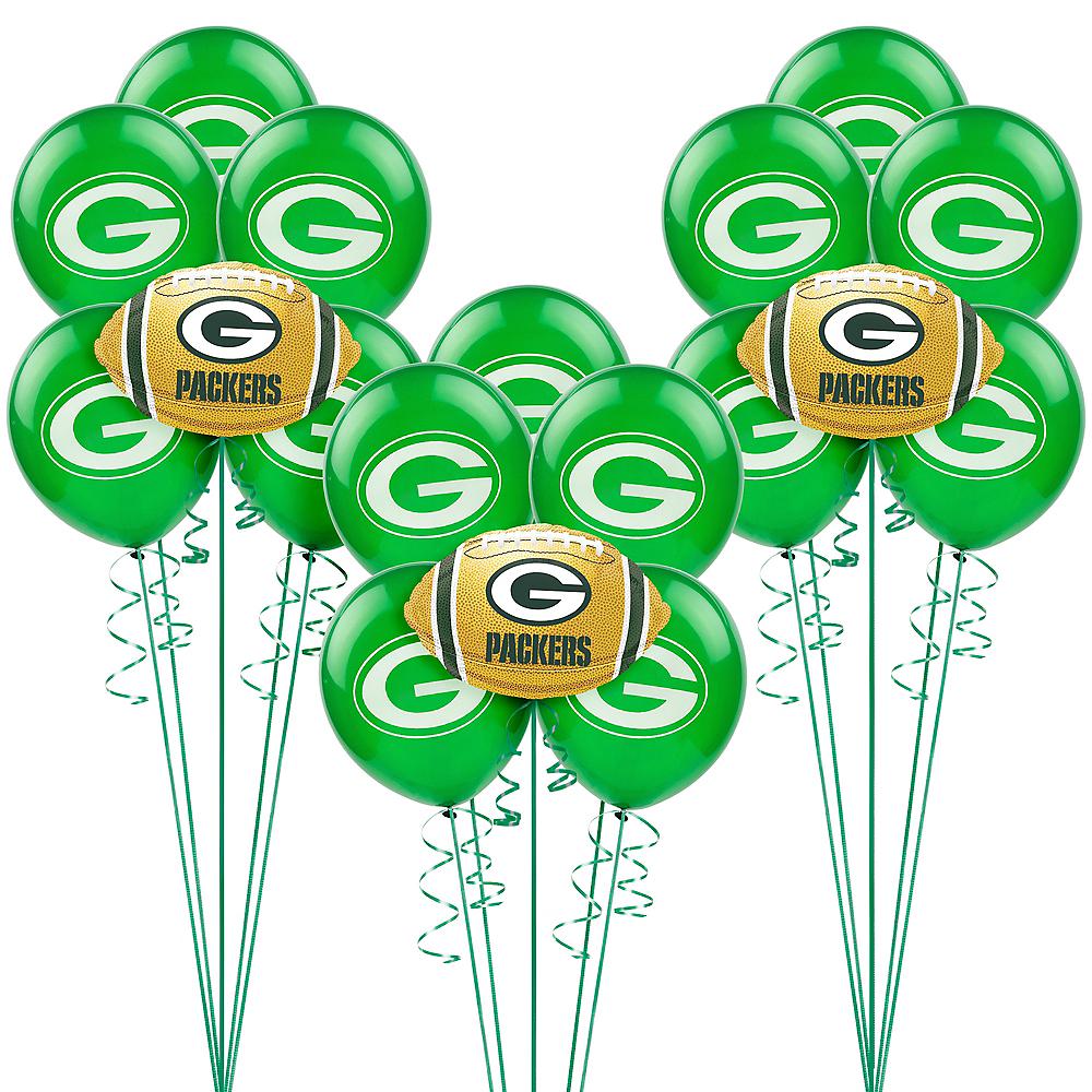 Green Bay Packers Balloon Kit Image #1