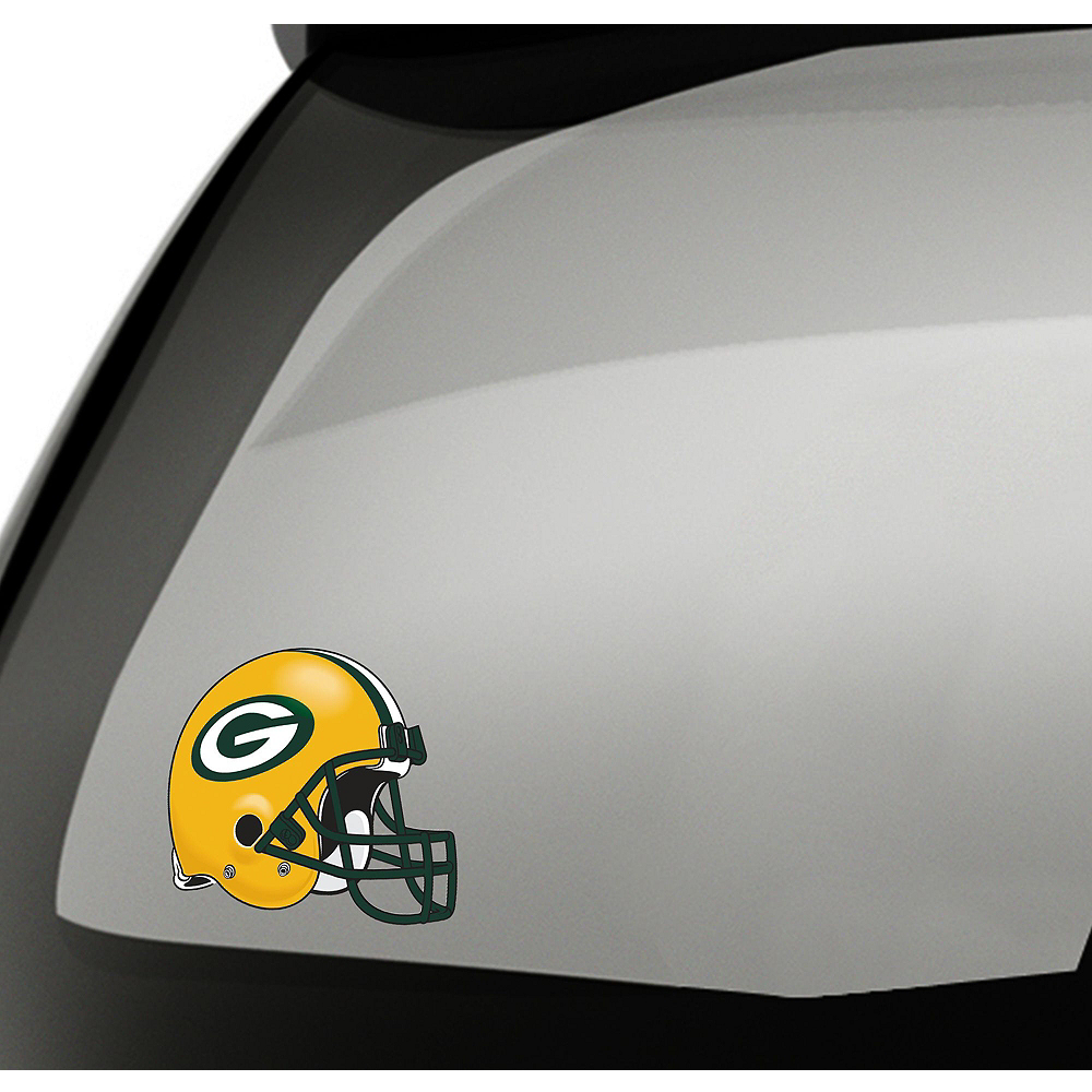 Green Bay Packers Car Decorating Tailgate Kit Image #2
