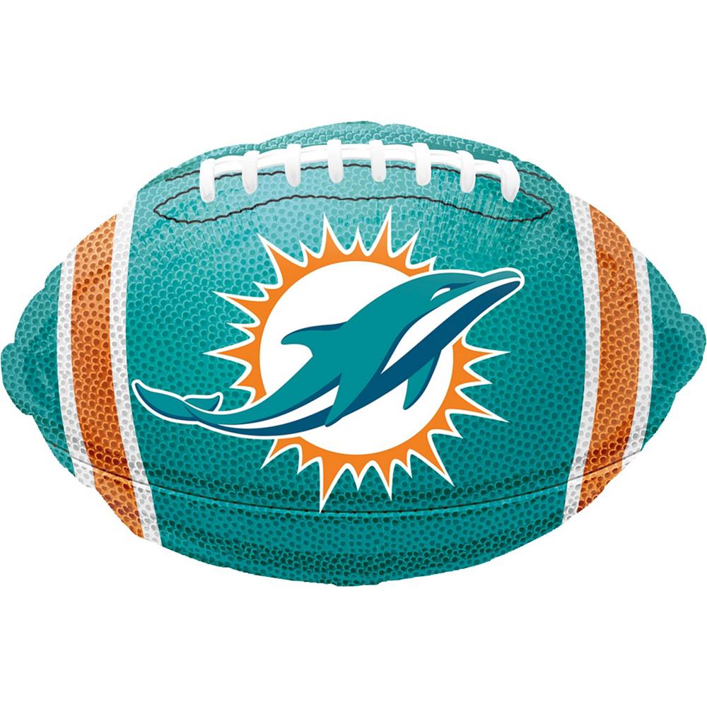 Miami Dolphins Balloon Kit Image #2