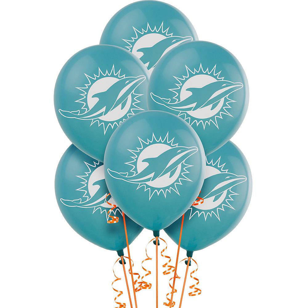 Miami Dolphins Balloon Kit Image #3