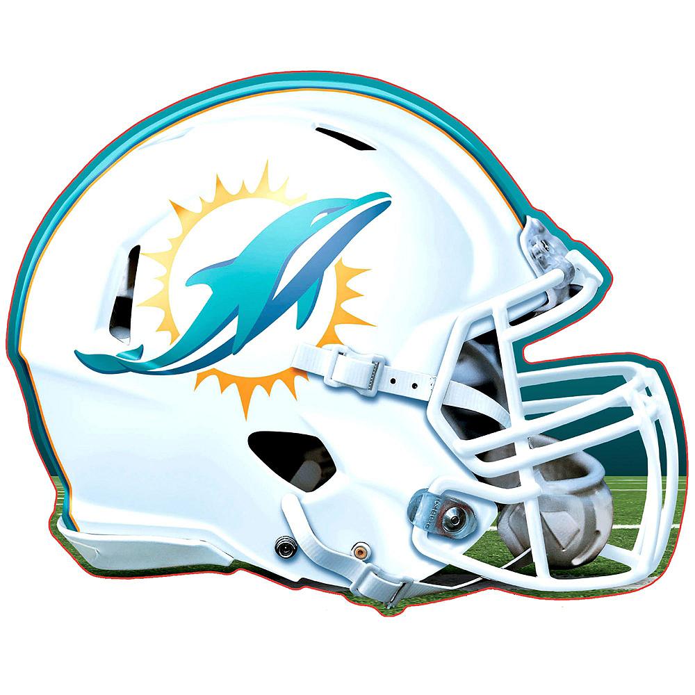 Miami Dolphins Car Decorating Tailgate Kit Image #2