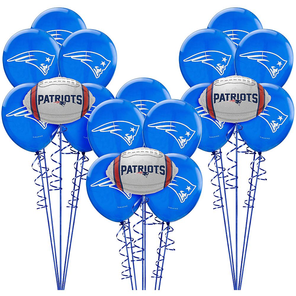 New England Patriots Balloon Kit Image #1