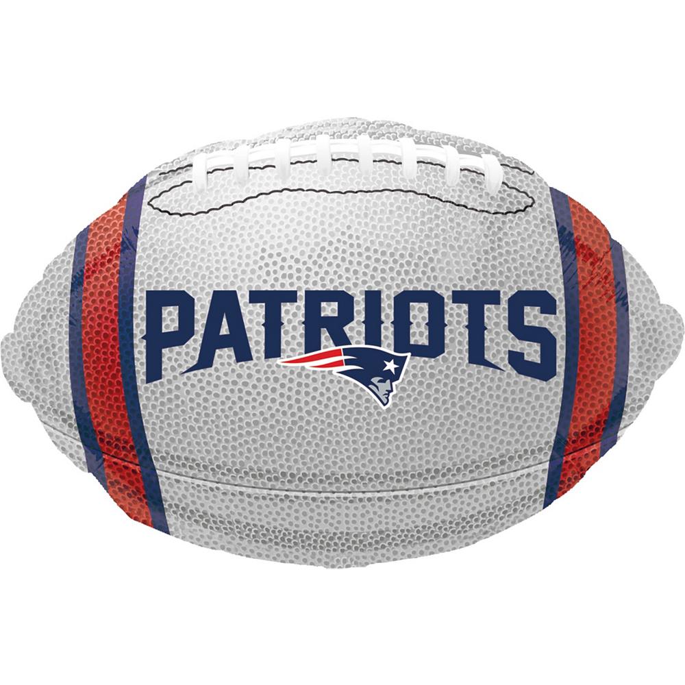 New England Patriots Balloon Kit Image #2