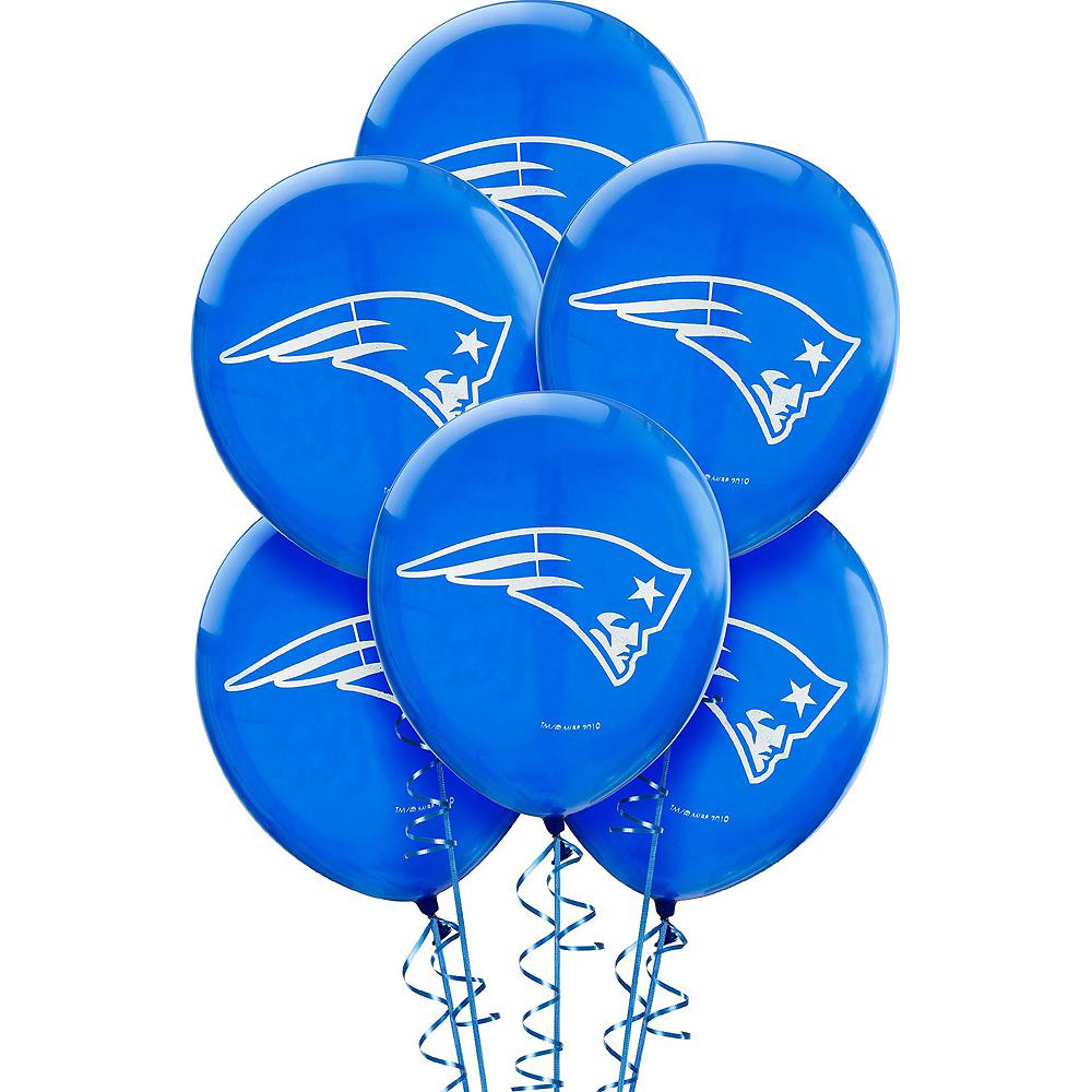 New England Patriots Balloon Kit Image #3