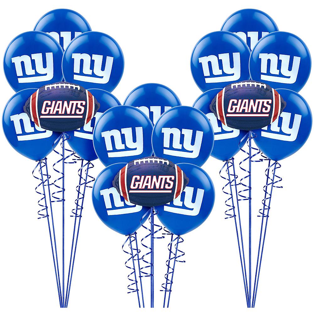 New York Giants Balloon Kit Image #1