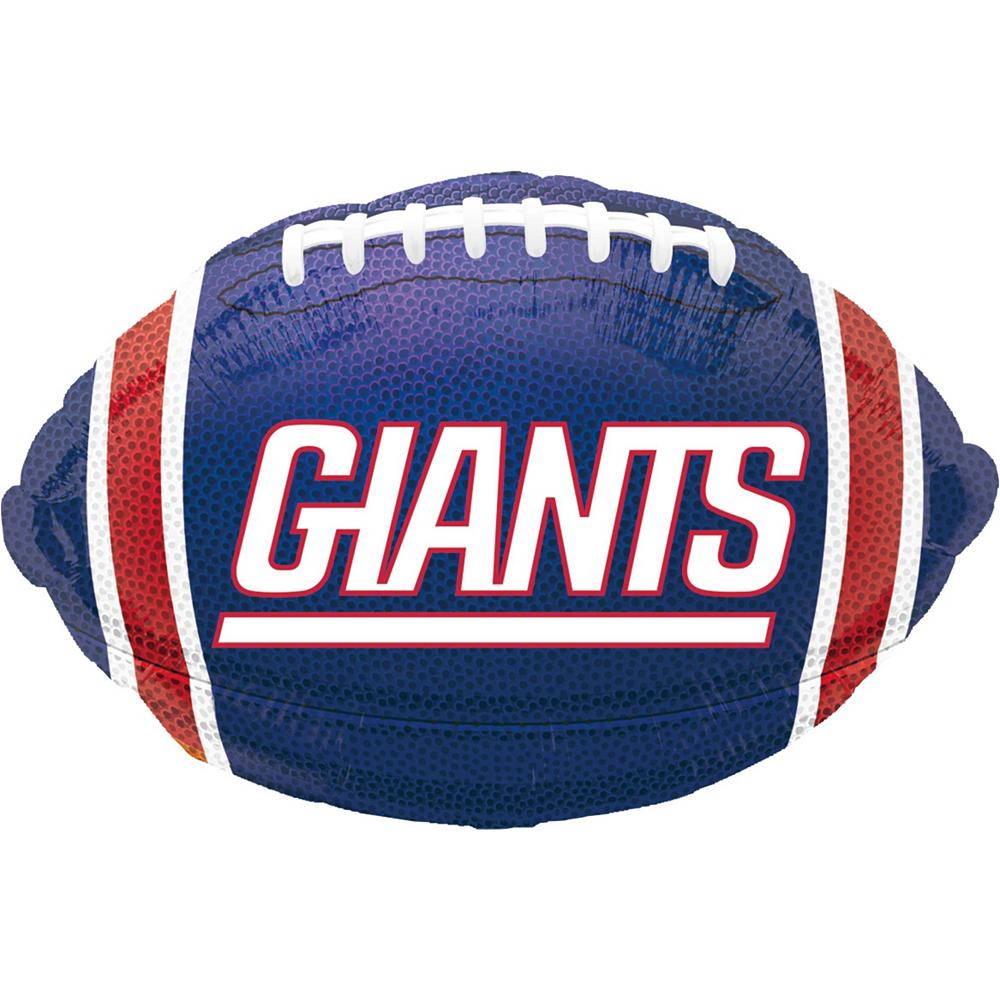pick up 4abb4 3d6ee New York Giants Balloon Kit