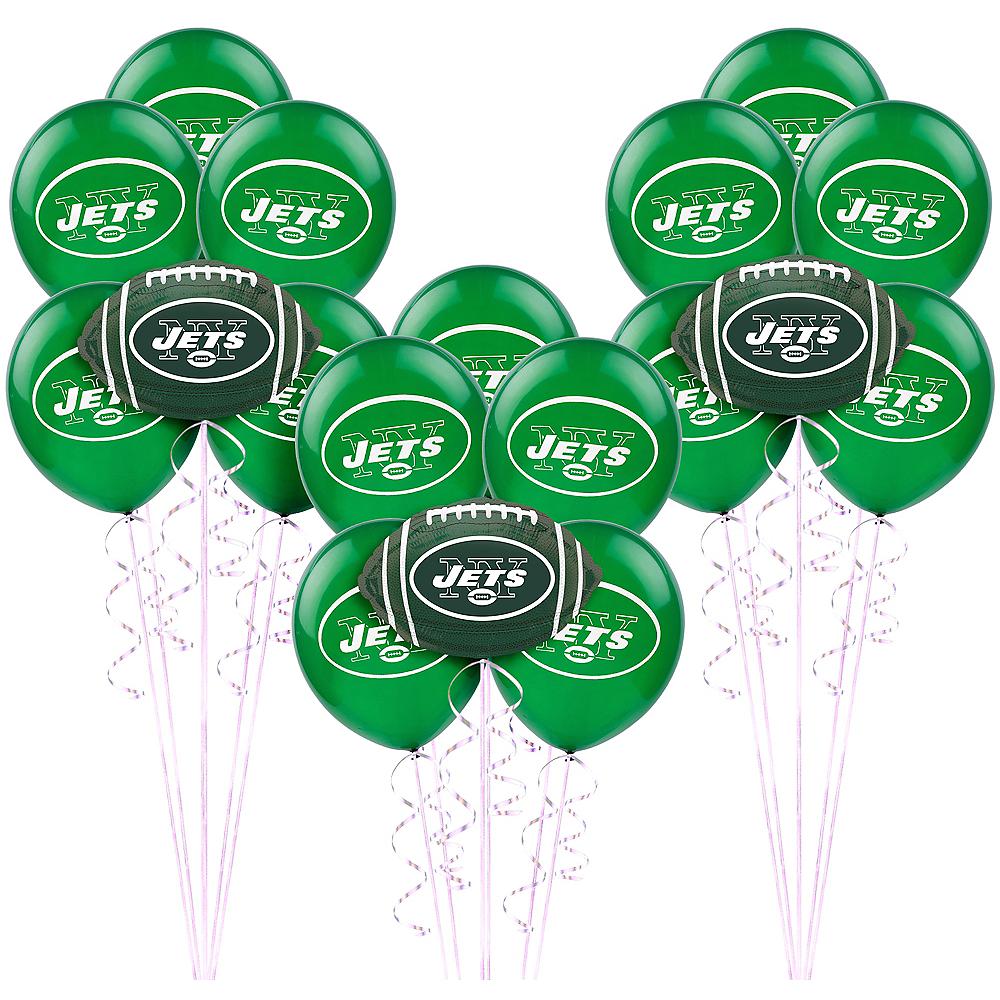 New York Jets Balloon Kit Image #1