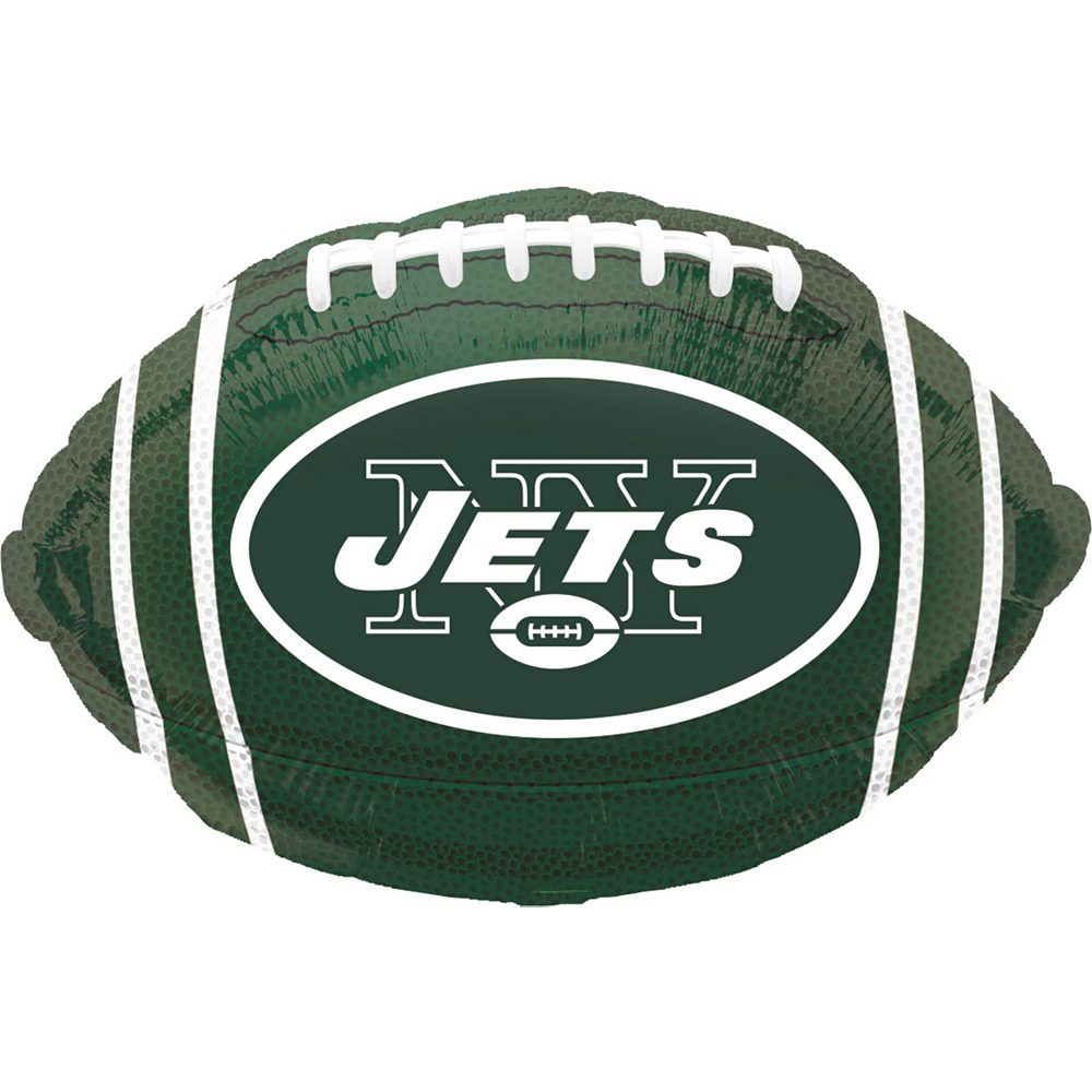 New York Jets Balloon Kit Image #2