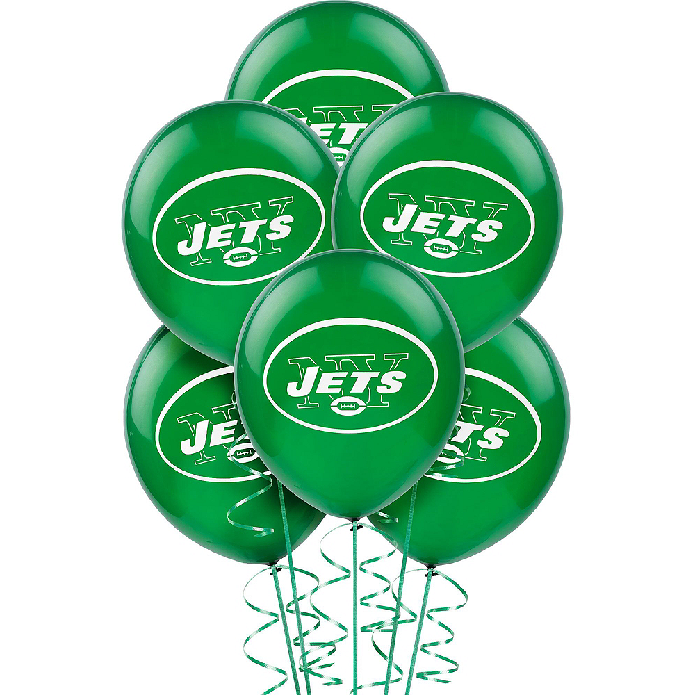 New York Jets Balloon Kit Image #3