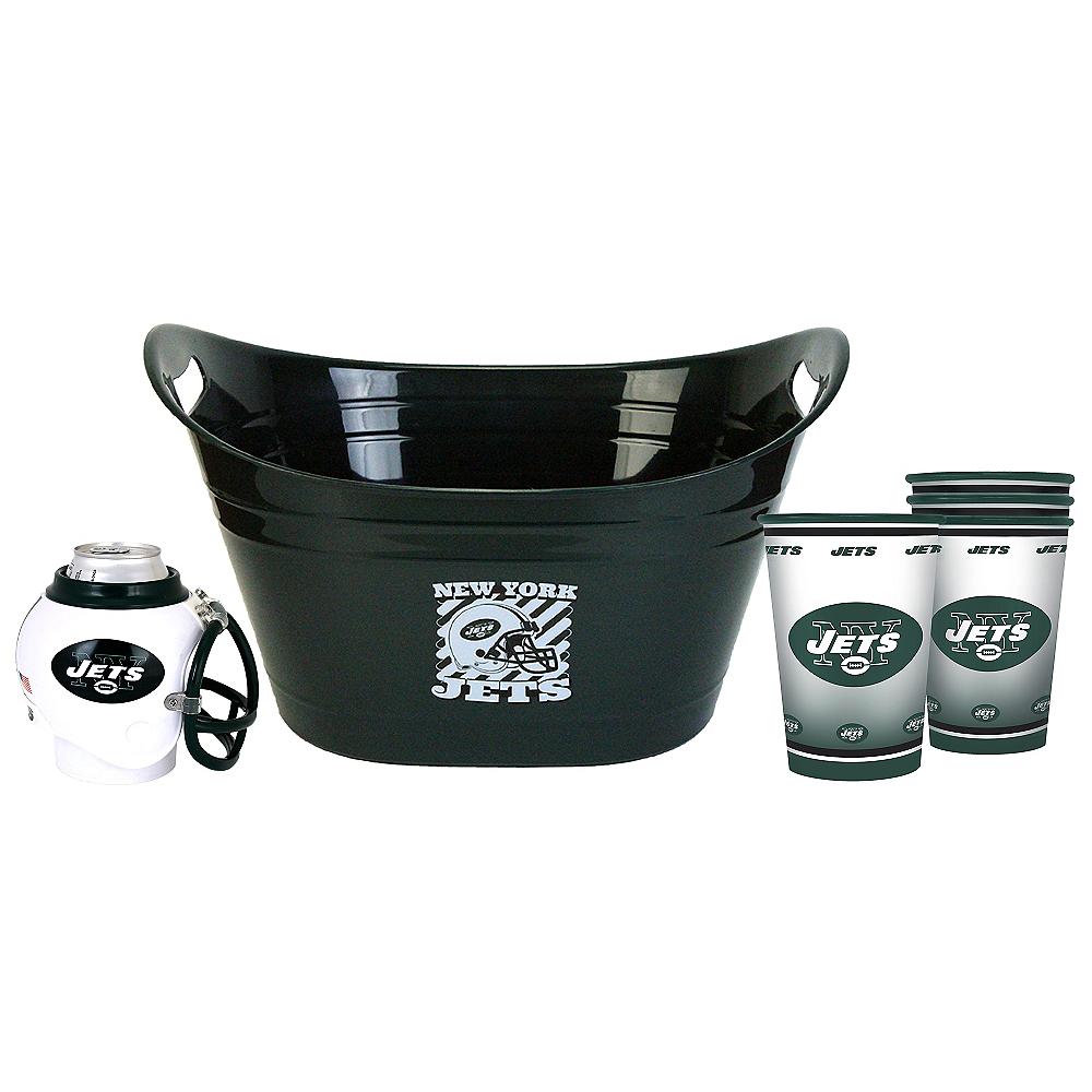 New York Jets Drink Tailgate Kit Image #1
