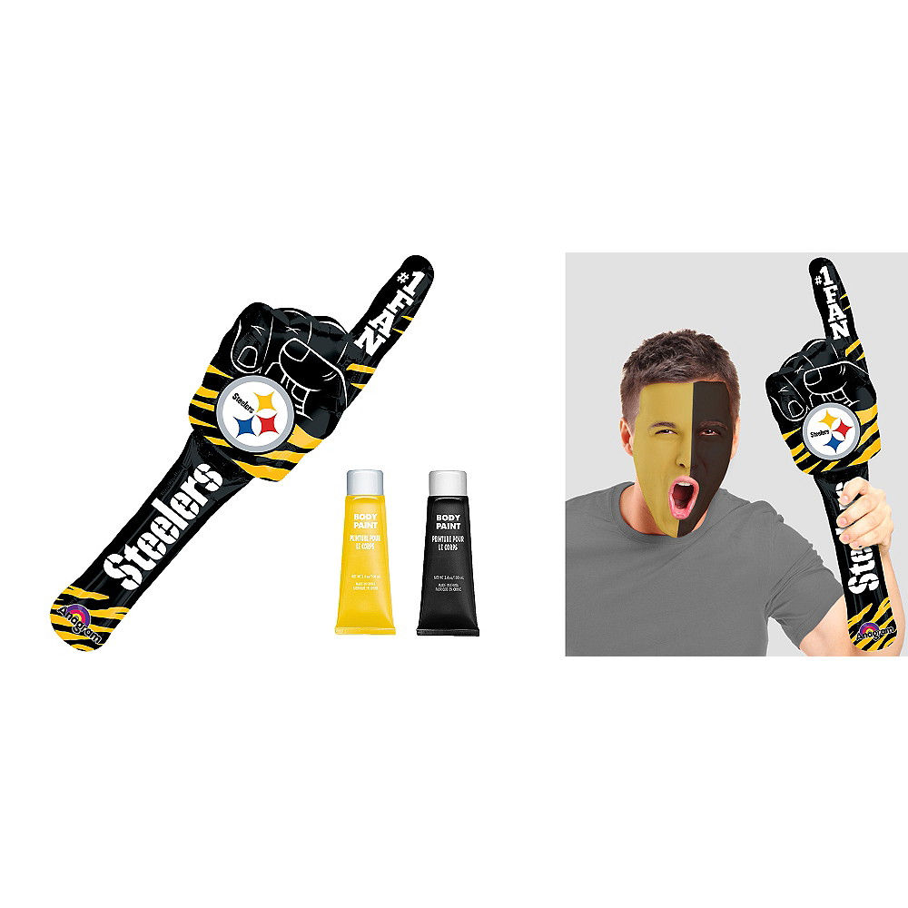 Pittsburgh Steelers Game Day Kit Image #1