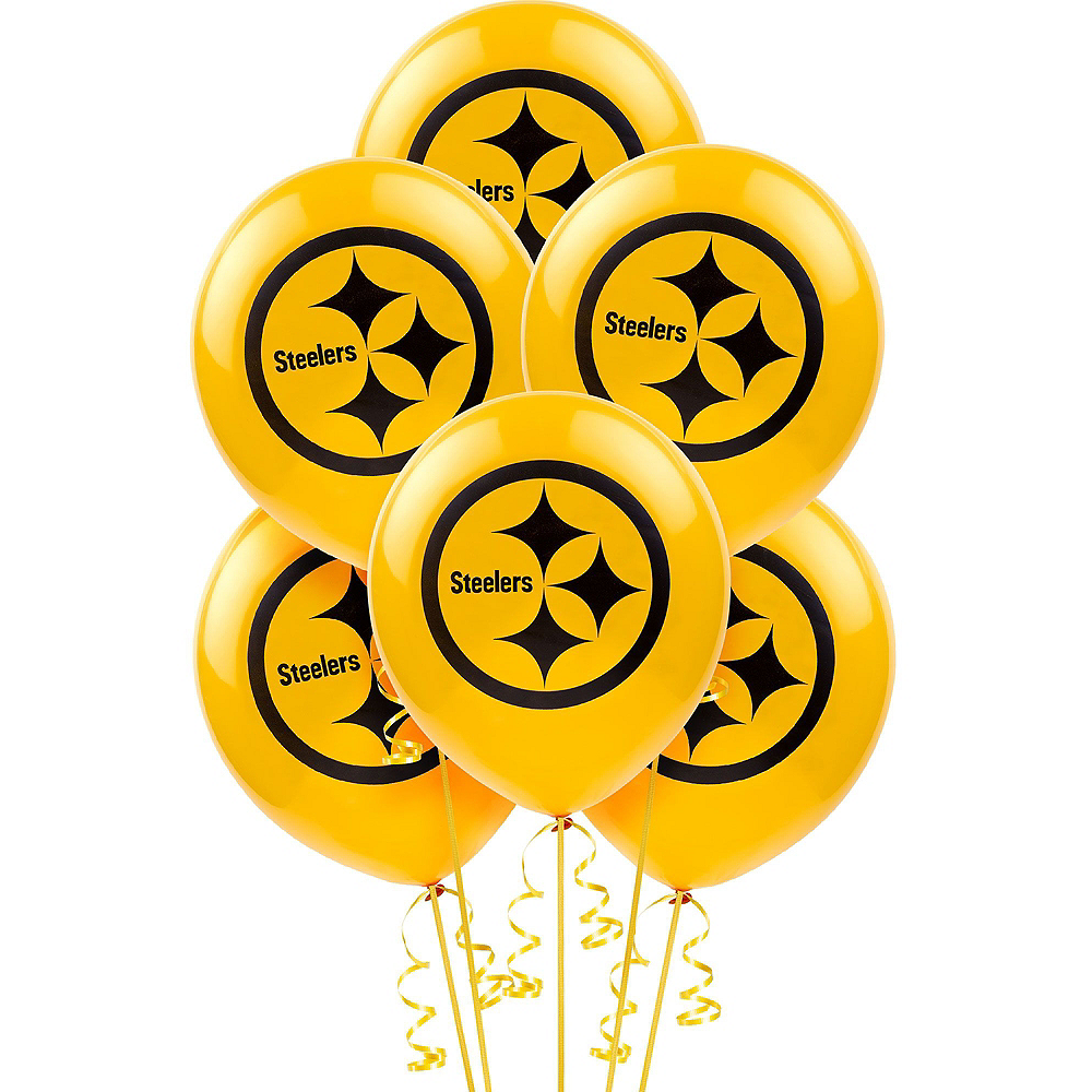 Pittsburgh Steelers Balloon Kit Image #3