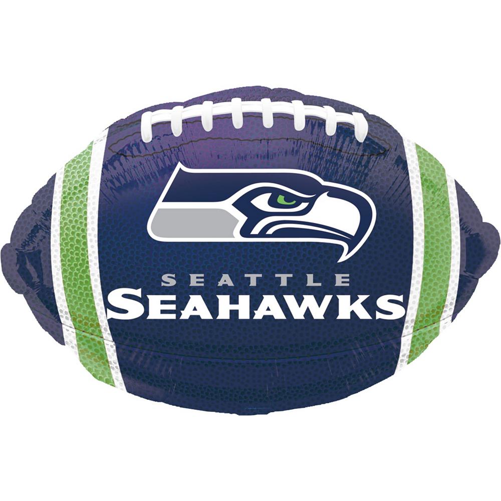 Seattle Seahawks Balloon Kit Image #2