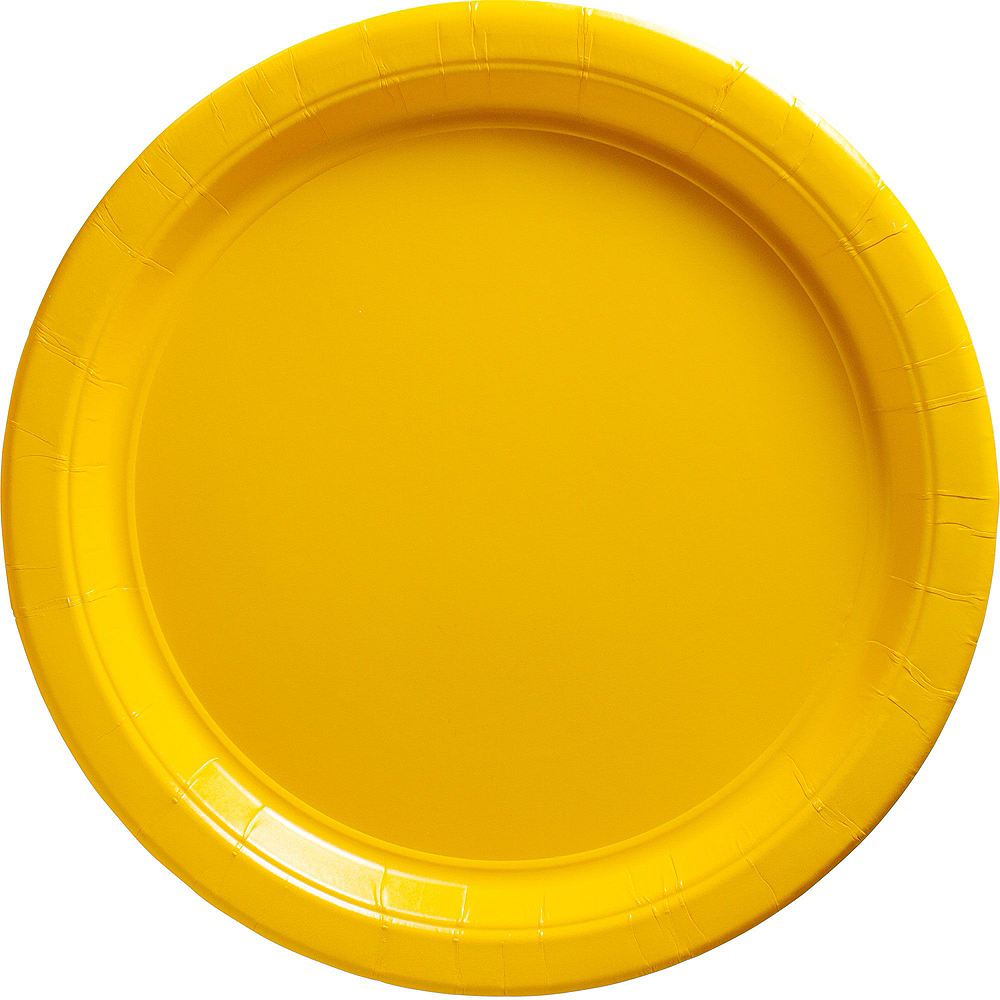 Bright Fiesta Tableware Kit for 16 Guests Image #2
