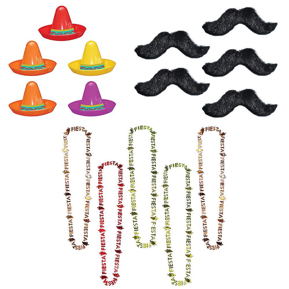 Fiesta Favor Kit Image #1