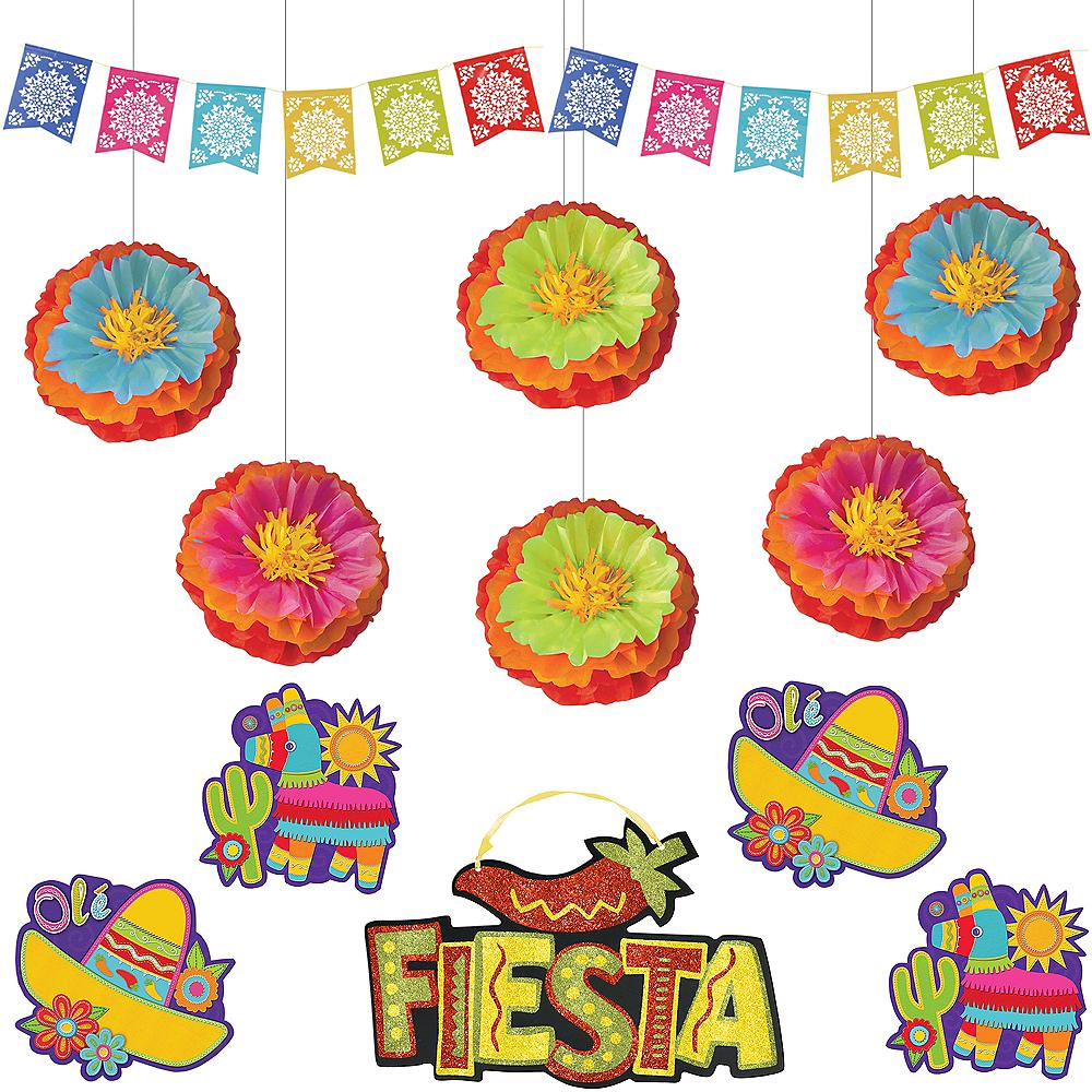 Cinco de Mayo Basic Decorating Kit Image #1