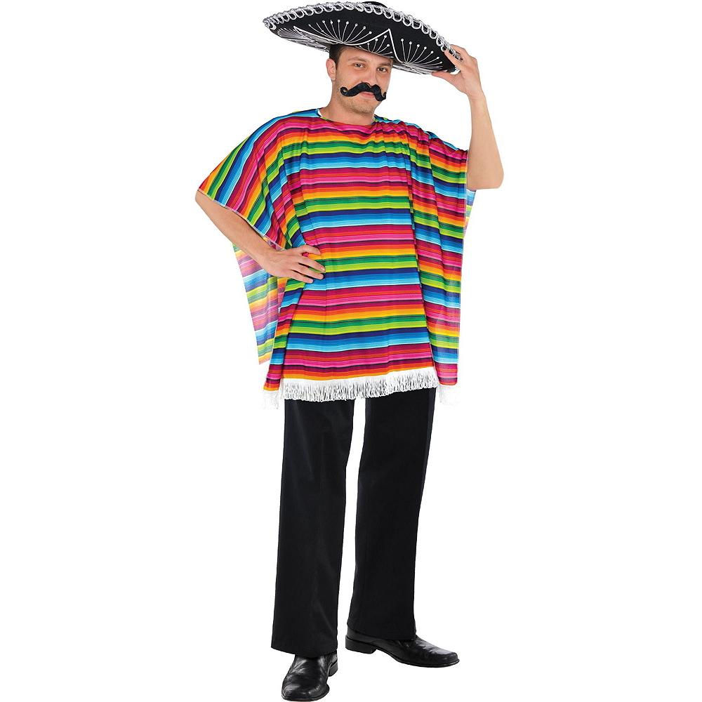 Adult Sombrero Fiesta Costume Image #2