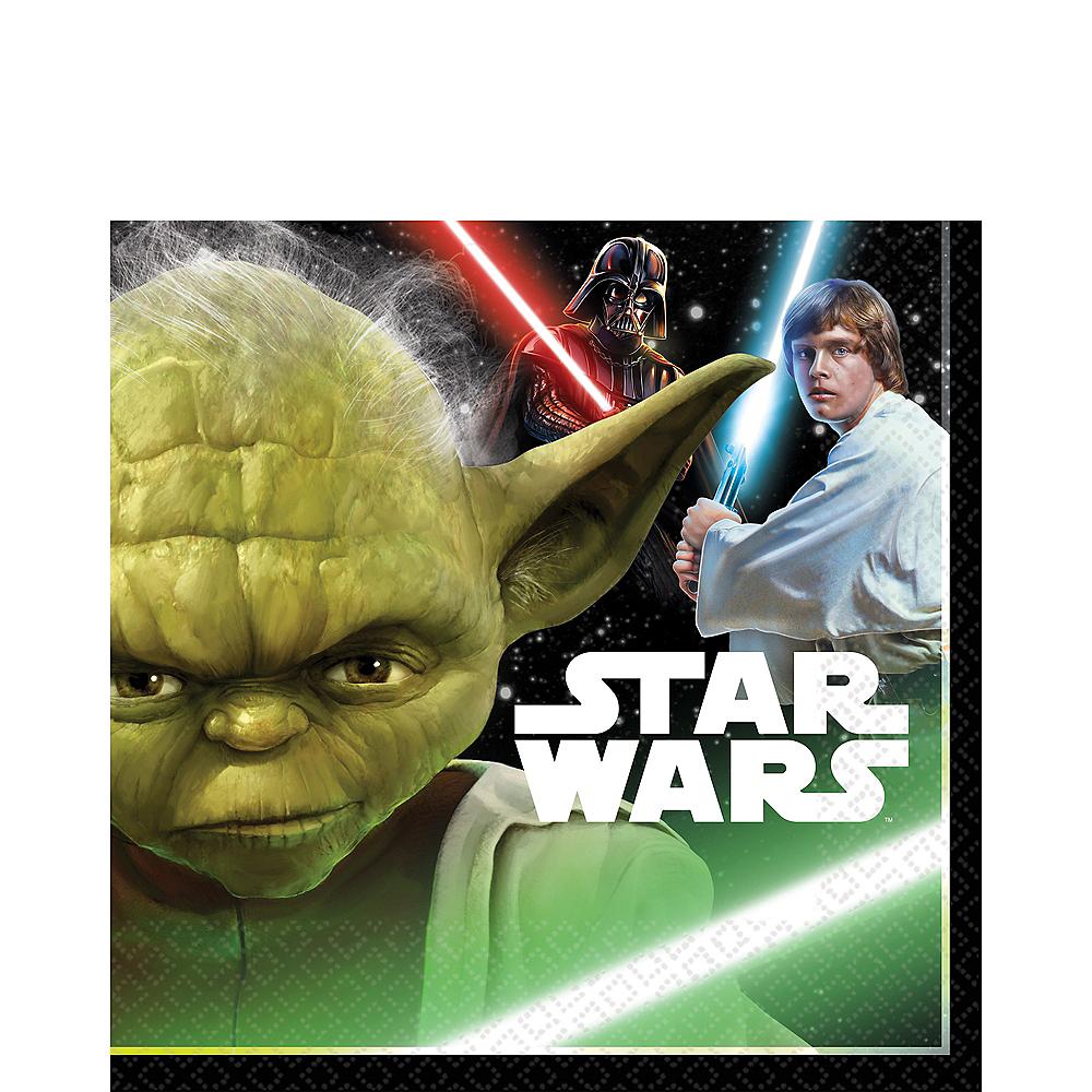 Star Wars Lunch Napkins 16ct Image #1