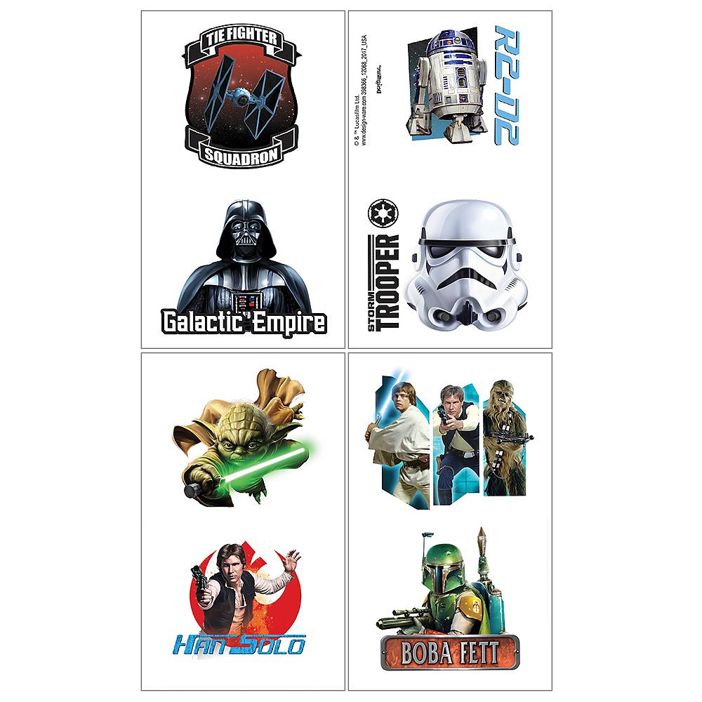 Star Wars Tattoos 1 Sheet Image #1