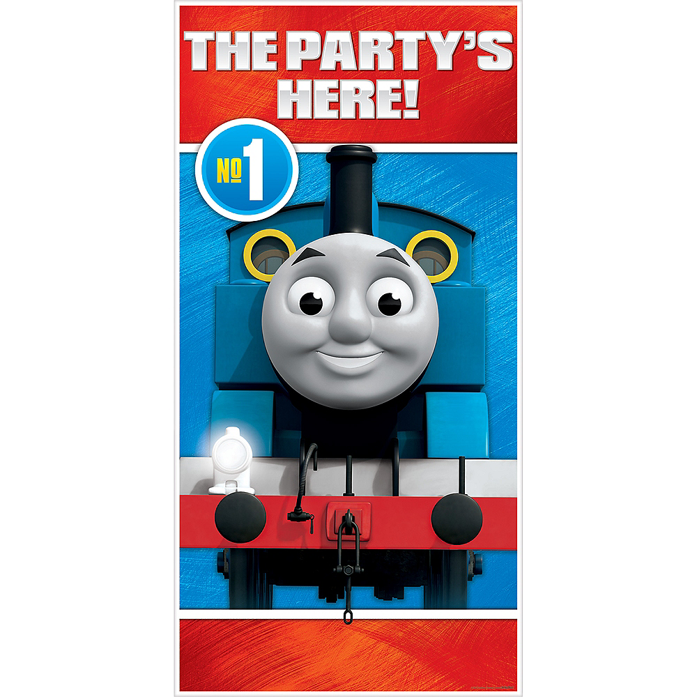 Thomas the Tank Engine Party Welcome Kit for 12 Guests Image #2