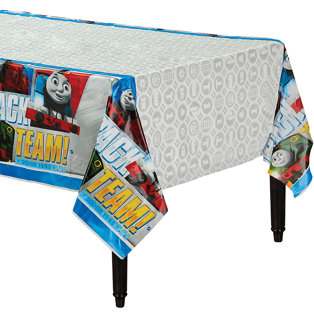 Thomas the Tank Engine Table Cover Image #1