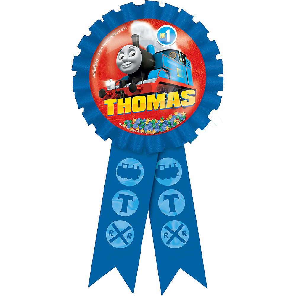 Thomas the Tank Engine Award Ribbon Image #1