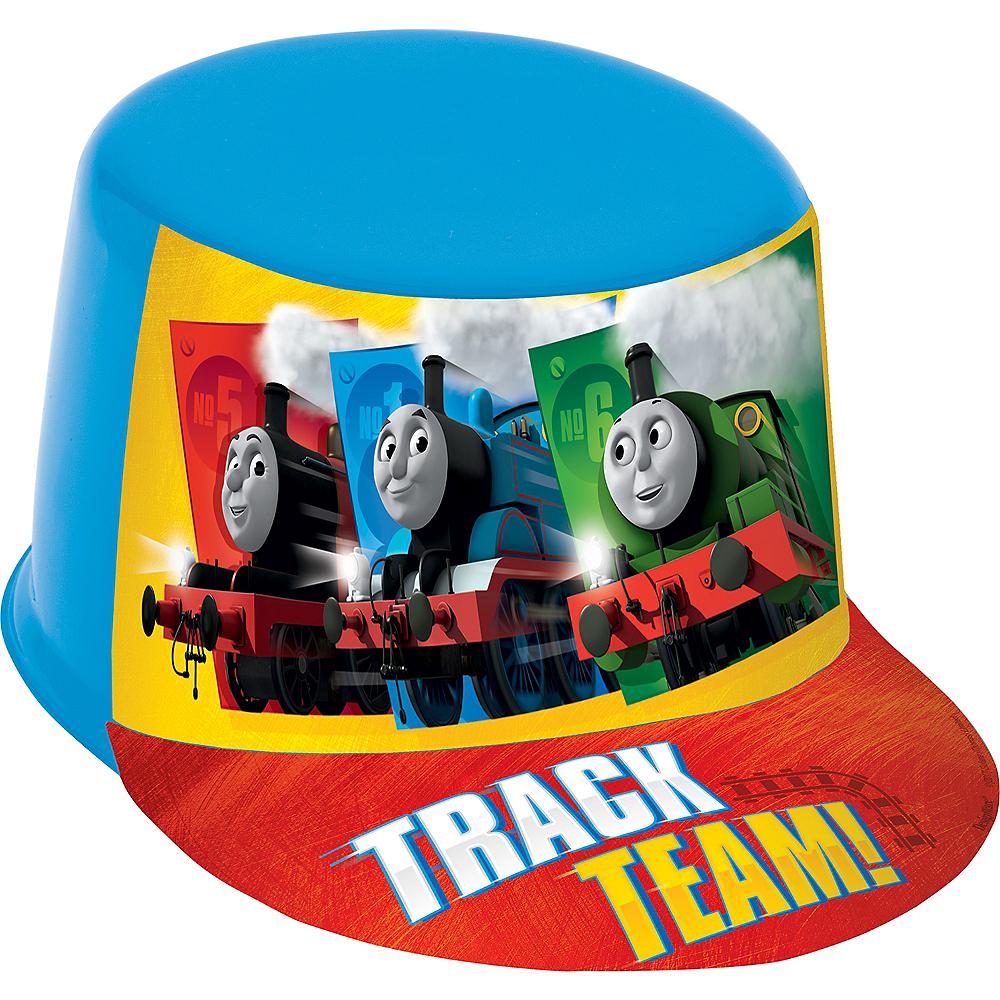 Child Thomas the Tank Engine Plastic Hat Image #1