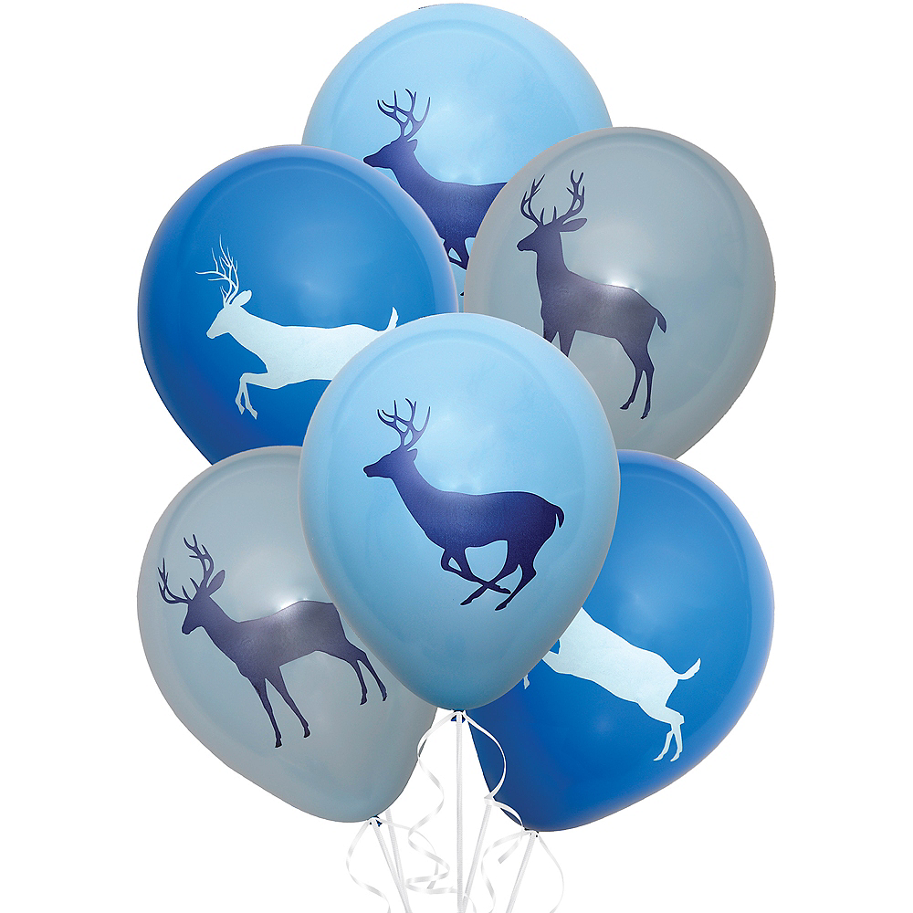 It's a Buck Balloons 6ct Image #1