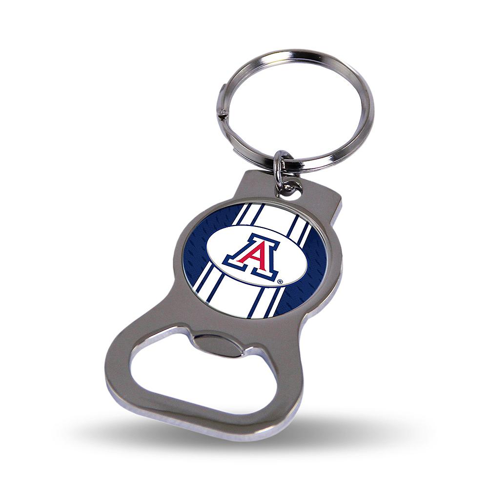 Arizona Wildcats Bottle Opener Keychain Image #1