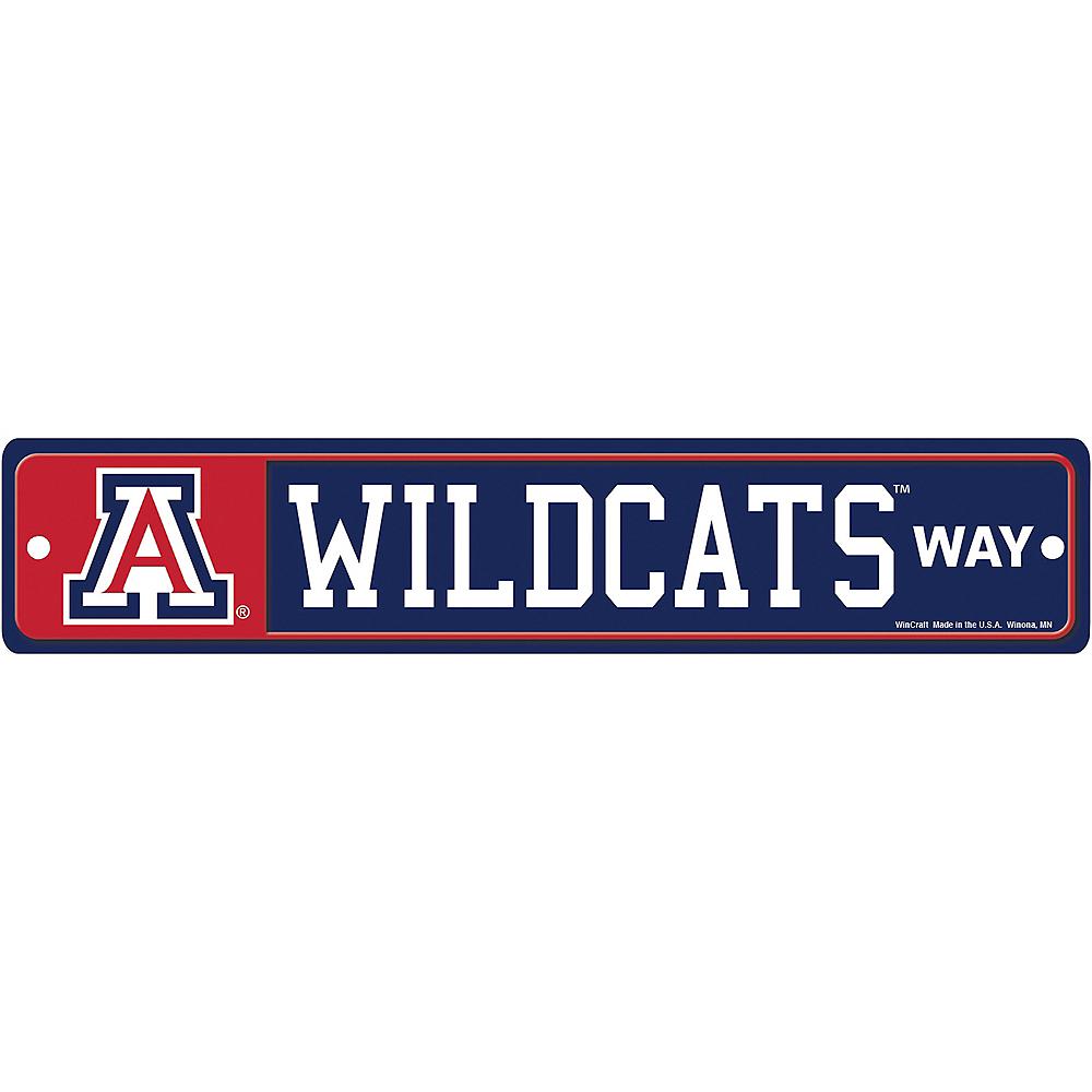 Arizona Wildcats Street Sign Image #1