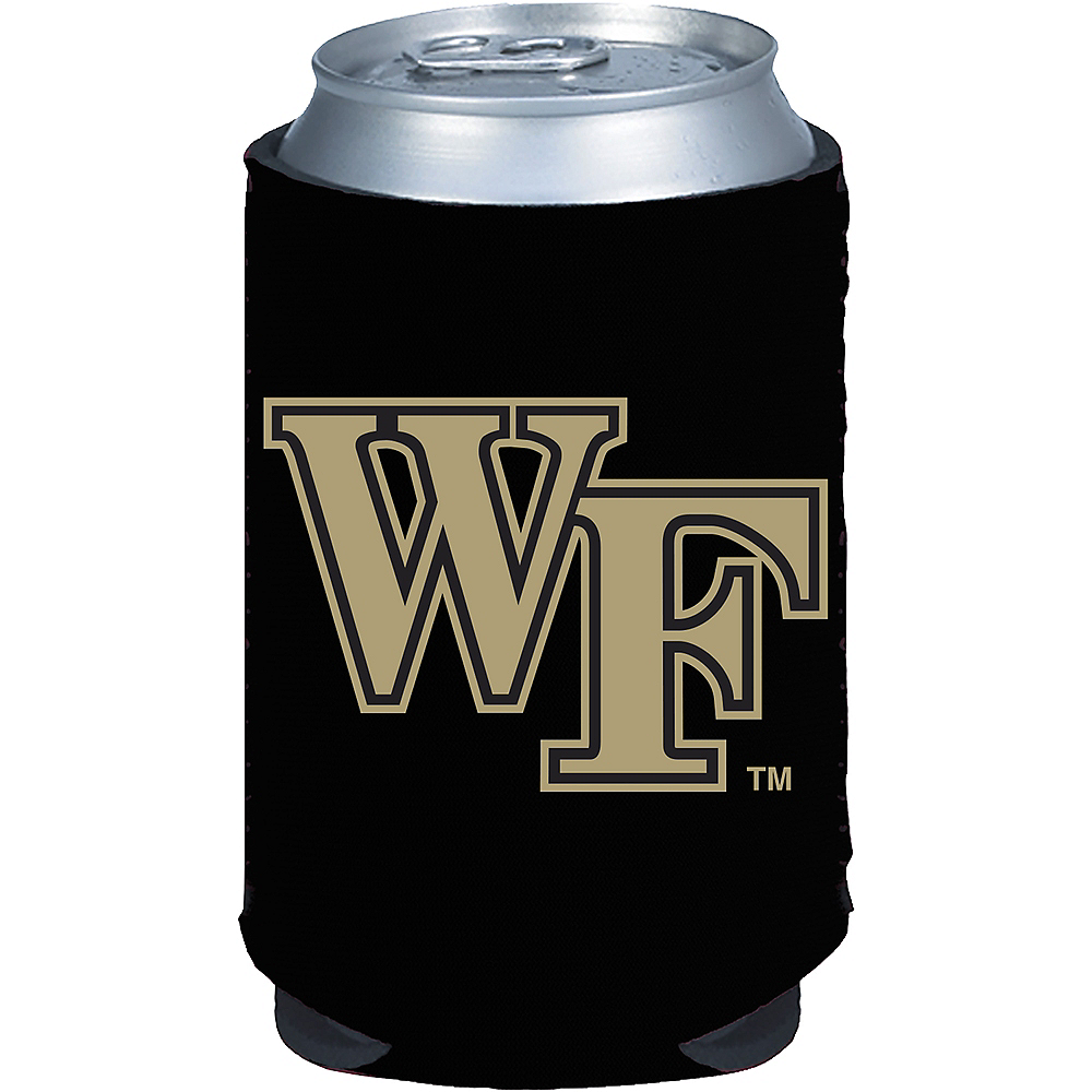 Wake Forest Demon Deacons Can Coozie Image #1