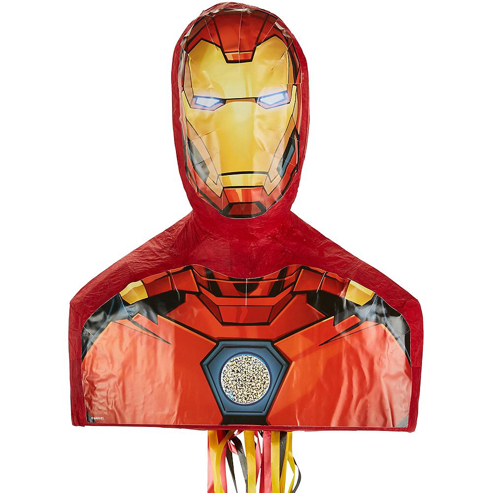 Pull String Iron Man Pinata Image #1