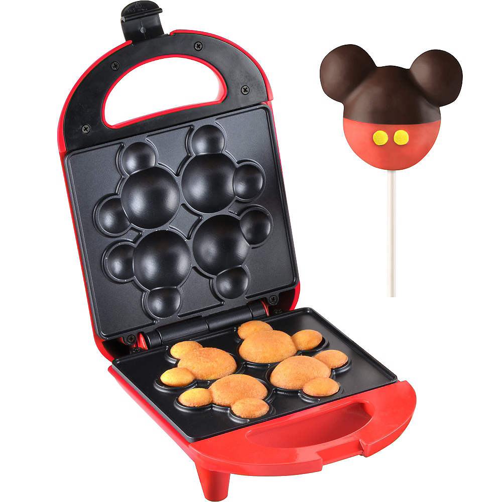 Mickey Mouse Cake Pop Maker 6 1 2in X 9in Party City