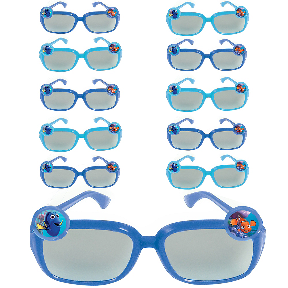 Nav Item for Finding Dory Sunglasses 24ct Image #1