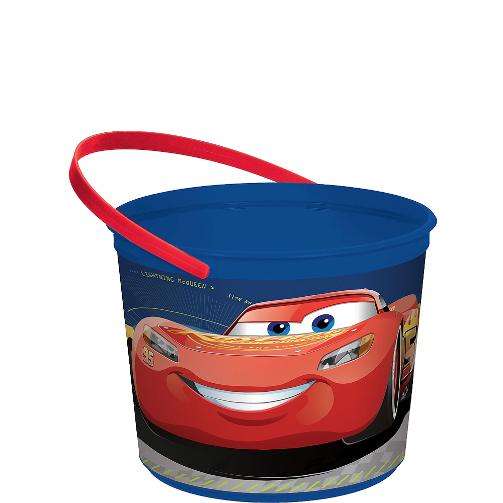 Cars 3 Favor Container  Image #1