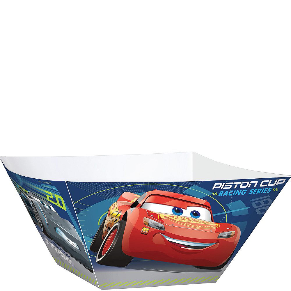 Cars 3 Serving Bowls 3ct Image #1