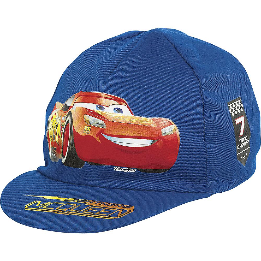 Lightning McQueen Hat - Cars 3 Image #1