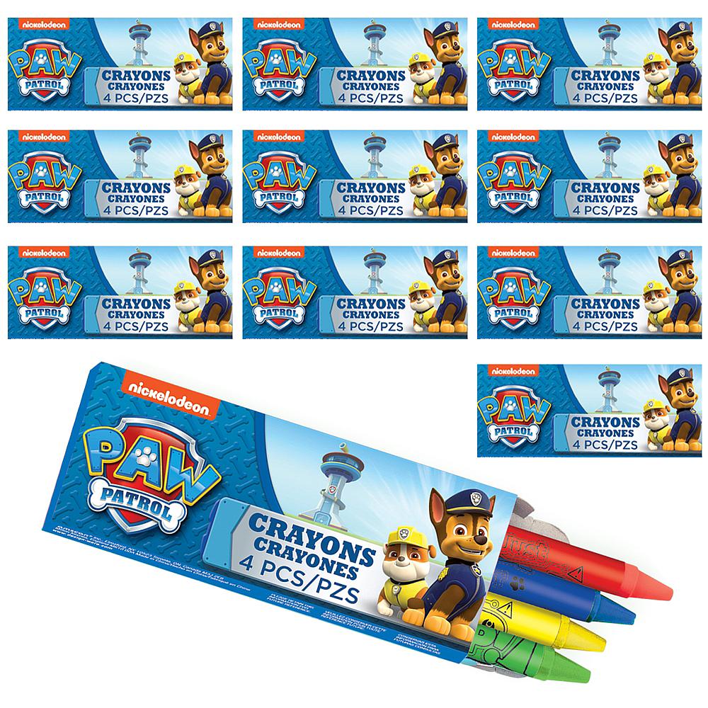 PAW Patrol Crayon Boxes 48ct Image #1