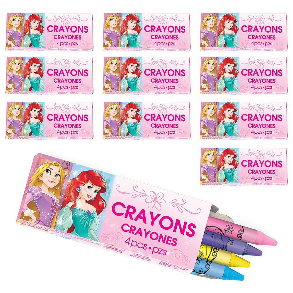 Disney Princess Crayon Boxes 48ct Image #1